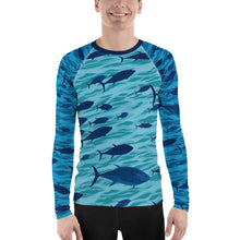 Load image into Gallery viewer, Tuna Men's Rash Guard