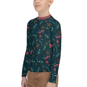 Ugly Fish Youth Rash Guard