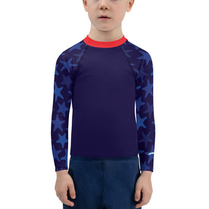 Dark Stars Rash Guard Kids 2T-7
