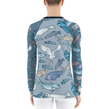 Load image into Gallery viewer, Atlantic Creatures Women's Rash Guard