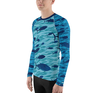Tuna Men's Rash Guard