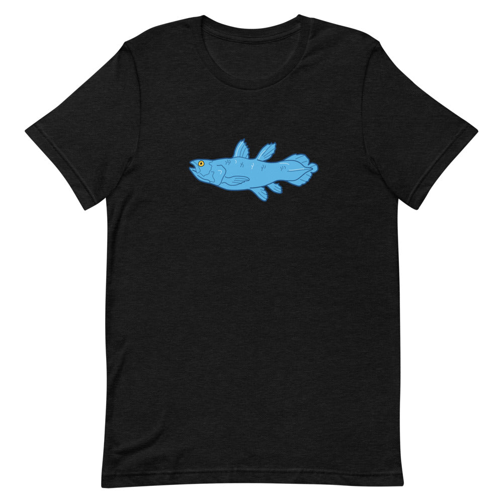 Coelacanth Short-Sleeve Unisex T-Shirt