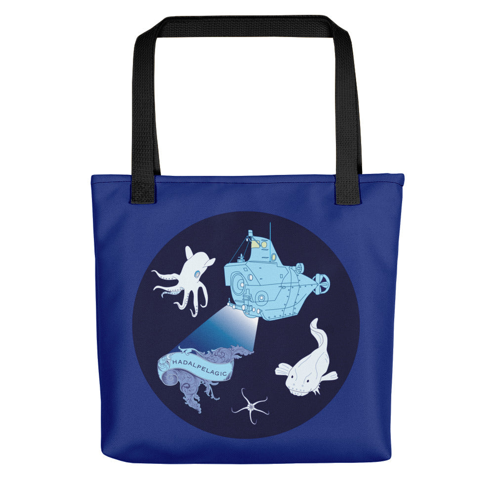 Ocean Zone Tote bag