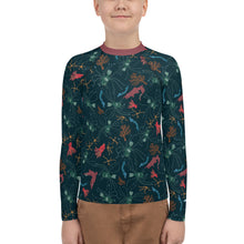 Load image into Gallery viewer, Ugly Fish Youth Rash Guard