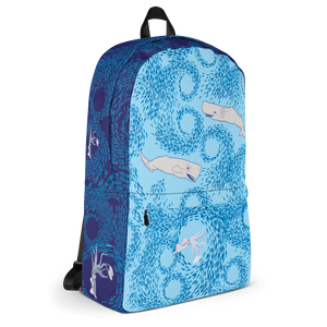 Whales and Squids Backpack