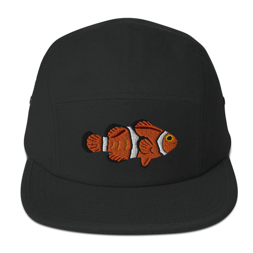 Clownfish 5 Panel Camper Hat