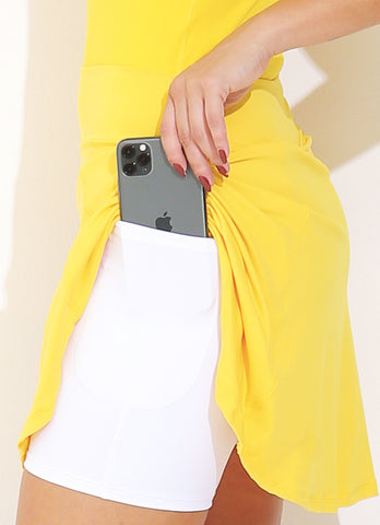 Ultimate Skirt (Yellow)