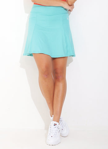 Ultimate Skirt (Aqua)