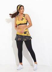 Speed Bra (Ambar/blk)