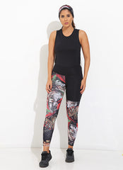 Move Legging ECO (Fern/blk)