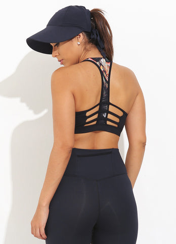 Speed Bra (Fern/blk)
