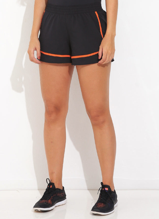 Run Short (black)