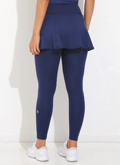 Skirted Legging ECO (Navy)