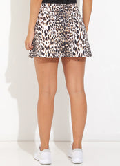 Flirty Skirt ECO (Cheetah) - Petite