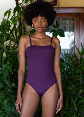 One-Piece Sun (Plum)