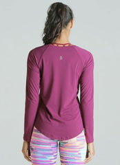 Endurance Top (Mulberry)