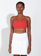 Amplify Bra (Red)