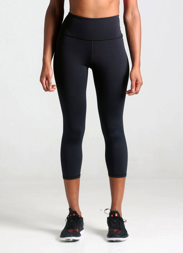 All Day Capri (Black)