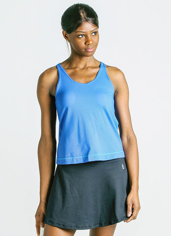 Cross Tank (Blue)