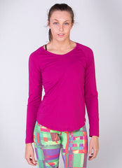 Endurance Top (Purple)