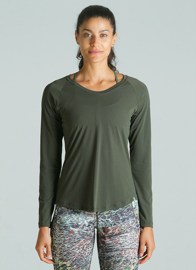 Endurance Top (Chia)