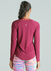 Endurance Top (Wine)