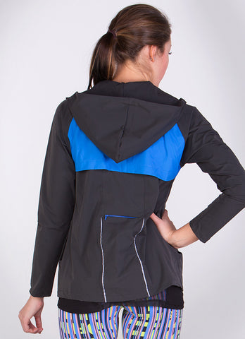 JoJo Running Jacket (Blue)