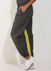 Track Pants (Grey/Yellow)