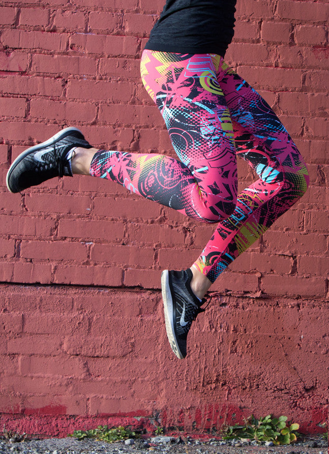 Dona Jo JoJo Leggings (Fierce)