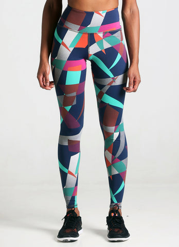 All Day Legging (Cubism)