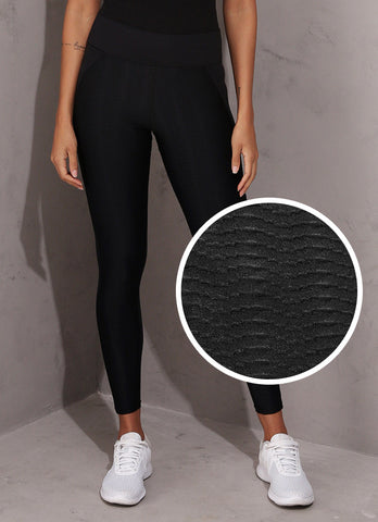 Wave Legging (Black)