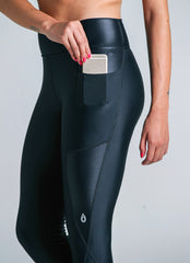 Power Legging (Black Luxer)