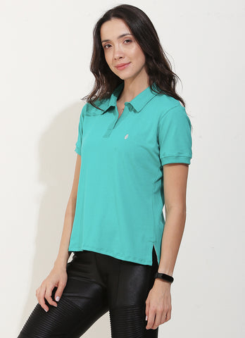 Court Polo (Green)