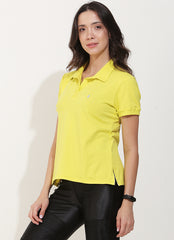 Court Polo (Yellow)