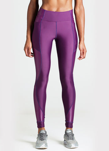 Power Legging (Purple)