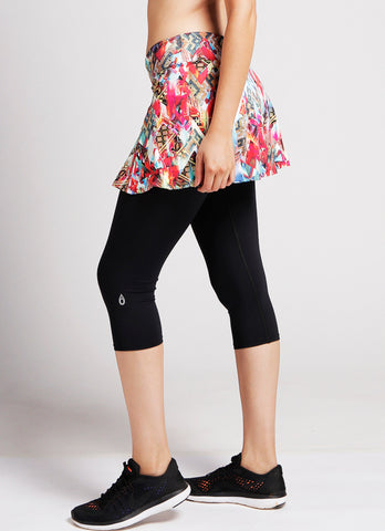 Skirted Capri ECO (Lux/blk)