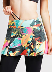Skirted Capri ECO (Preserve/blk)