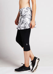 Skirted Capri ECO (Rocks/blk)