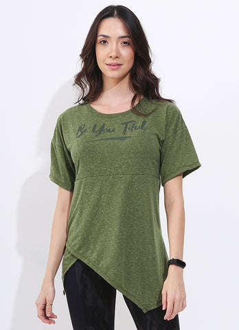 BeYouTiful Tank (Green)