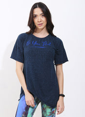BeYouTiful Tank (Navy)