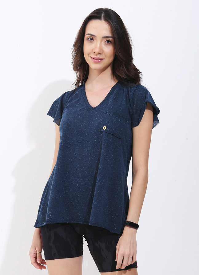 All Day Shirt (Navy)