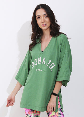 DonaJo Shirt (Green)