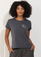 Eco Nature T (Charcoal)