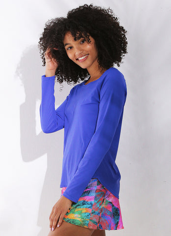 Endurance Top (Blue)