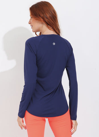 Endurance Top (Mar Profundo)