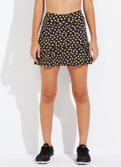 JoJo Skirt ECO (Gold Polka Dot)