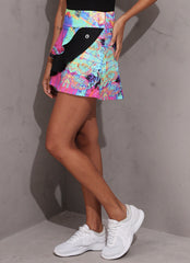 Spin Skirt ECO (Surreal/Blk)