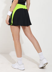 Lite Skirt (Black/Green)