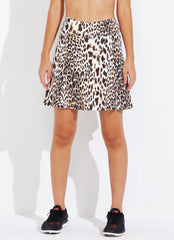 Ultimate Skirt (Cheetah) - Petite