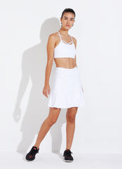 Ultimate Skirt (White)
